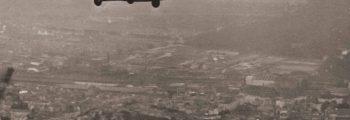 """1930: FOCKE-WULF F 19A """"ENTE"""" MIT CORNELIUS EDZARD ÜBER BREMEN"""
