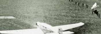 1928: START DER JUNKERS W33 BREMEN ZUM ATLANTIKFLUG