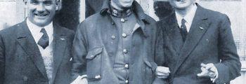1928: DIE ATLANTIKFLIEGER KÖHL, FITZMAURICE, V. HÜNEFELD