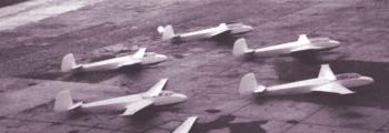 1952: NEUANFANG /  FOCKE-WULF WEIHE 50 UND KRANICH III
