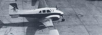 1956: FLOTTE DER LUFTHANSA VERKEHRSFLIEGERSCHULE 1956