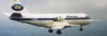 1971: ERSTFLUG DER VFW 614