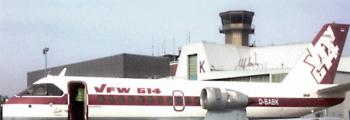 1997: DAS 2. LEBEN DER VFW 614 G15 IN BREMEN